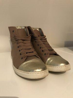 Lanvin High Top Sneaker