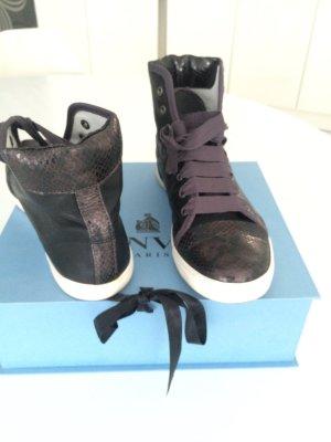 Lanvin High-Top Sneaker schwarz