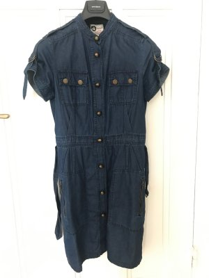 Acne Denim Dress blue cotton
