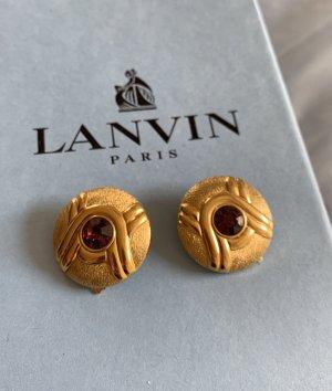 Lanvin Clip d'oreille multicolore