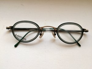 Lanvin Paris Designer Brille, Made in France