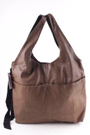 Lanvin Shopper light brown simple style