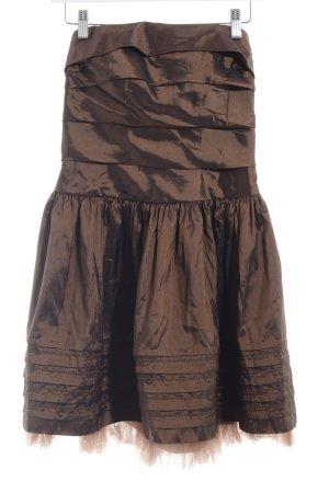 Laona A-Linien Kleid bronzefarben Elegant