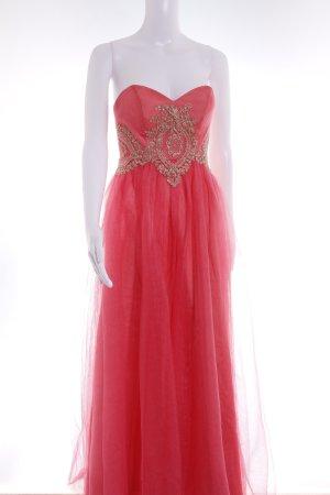 Laona Abendkleid lachs Elegant