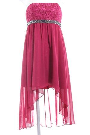 Laona Abendkleid pink-magenta Elegant