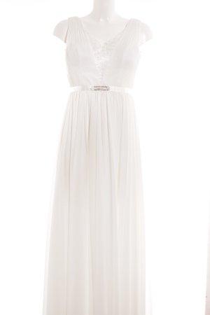 Laona Ballkleid weiß Elegant
