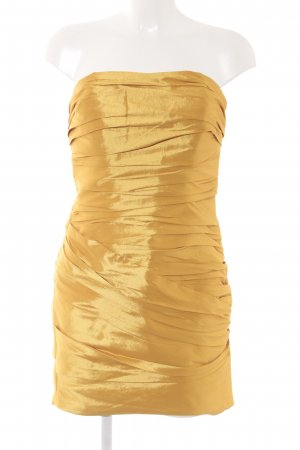 Laona Bustierkleid goldorange Elegant