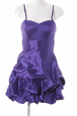 Laona Vestido bustier lila elegante