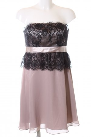 Laona Cocktailkleid pink-schwarz Elegant