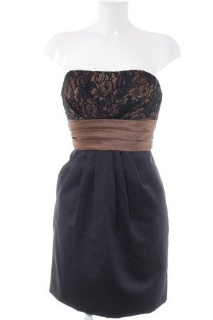 Laona Cocktailkleid schwarz-bronzefarben Elegant