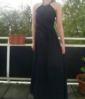 Laona Kleid S M 38 40 Maxikleid Abendkleid dunkelblau Hochzeit Abiball