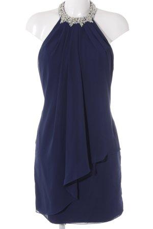 Laona Neckholderkleid blau Elegant