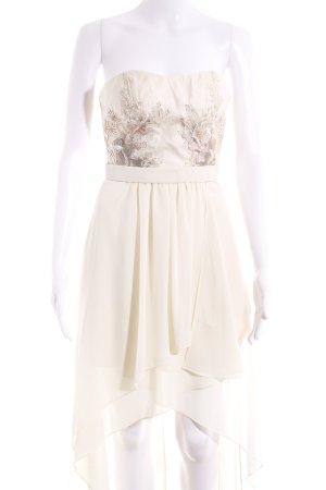 Laona Vokuhila-Kleid Blumenmuster Elegant