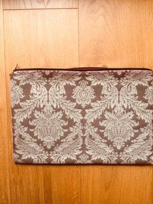 Laptop Tasche mit Rankenmuster