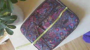 Laptop Tasche neu lila blau