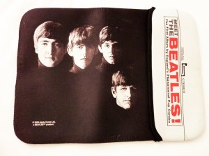 Laptop Tasche Notebooktasche Hülle Beatles