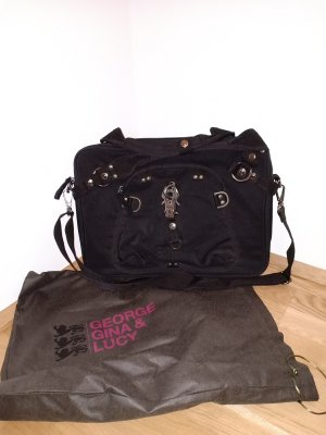 George Gina & Lucy Laptop bag black