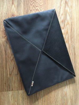 Paul Smith borsa ventiquattrore marrone-nero-marrone scuro