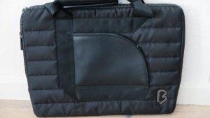 Laptoptasche von Brau Büffel in schwarz