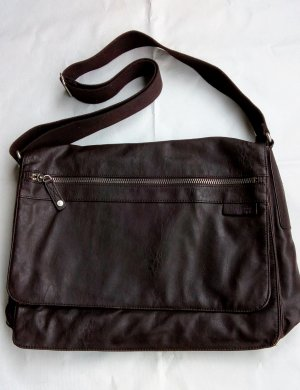 Esprit Laptop bag dark brown