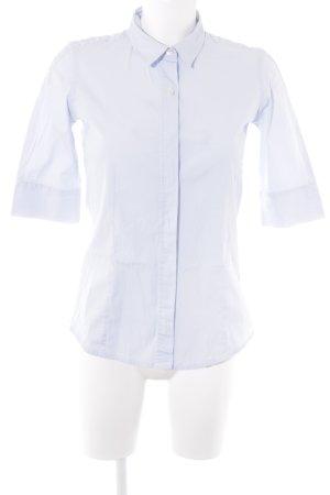 Lareida Hemd-Bluse himmelblau Business-Look