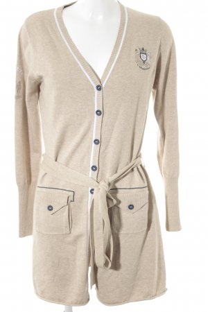 Largentina Cardigan beige Casual-Look