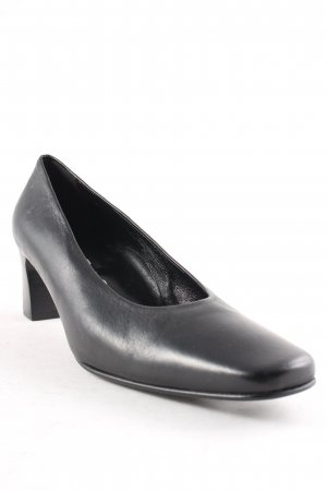 Lario Spitz-Pumps schwarz Business-Look