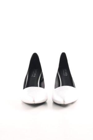 Lascana High Heels silberfarben Elegant