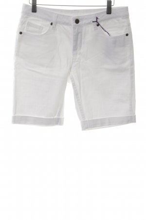 Lascana Jeansshorts weiß Casual-Look