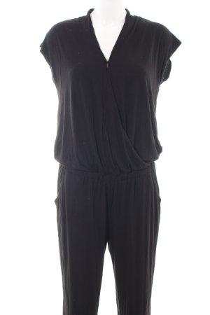 Lascana Jumpsuit schwarz Business-Look