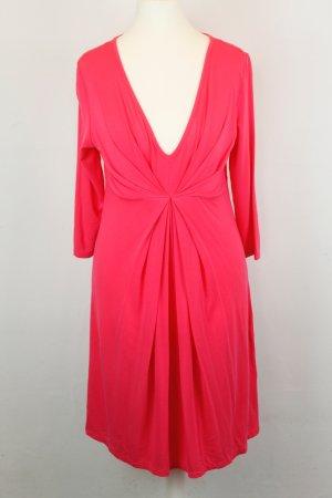 Lascana Kleid Stretchkleid Gr. 34 lachs pink