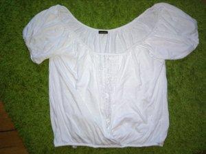 Lascana Shirt weiß Gr.36/36