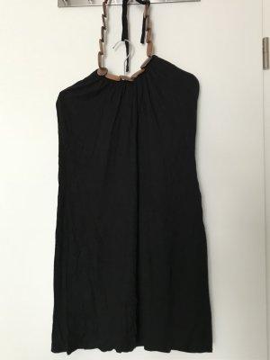 Lascana Robe de plage noir