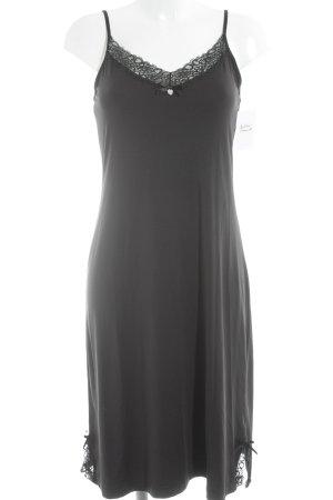 Lascana Stretchkleid schwarz extravaganter Stil