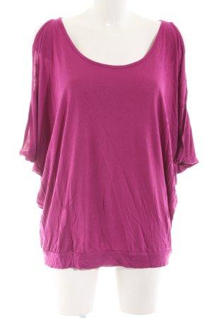 Lascana T-Shirt pink Casual-Look