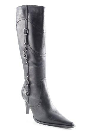 Lasocki Absatz Stiefel schwarz Elegant