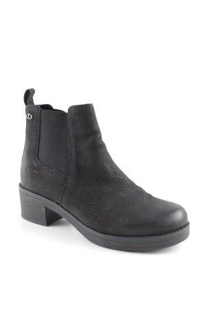 Lasocki Ankle Boots schwarz minimalistischer Stil