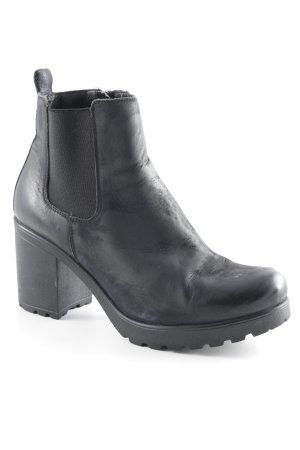 Lasocki Reißverschluss-Stiefeletten schwarz Street-Fashion-Look