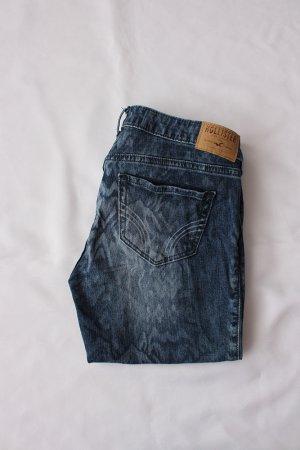 LAST CHANCE - Samstag Flohmarkt! Hollister Ankle Aztek Denim Jeans Gr 5