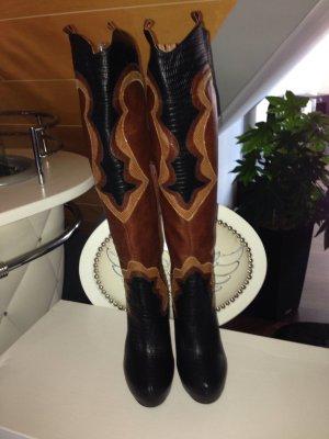 Last Price!!! Jeffrey Campbell Luxus Stiefel Echtleder NEU!!!
