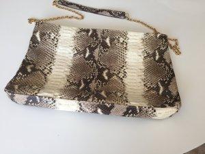 LAST PRICE !! Tasche  Clutch Schlange zum Umhängen Zara
