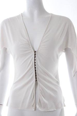 Last Sale !!! Armani Jeans T-Shirt weiß