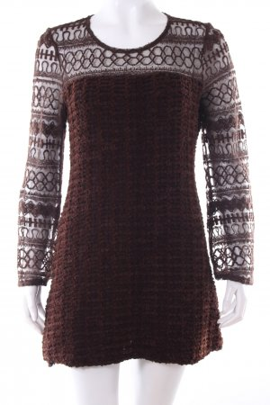 Last Sale !!! Tango - Pulloverkleid mit Spitzeneinsatz