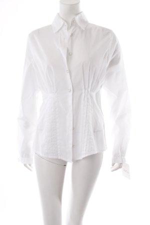 Latina Tunikabluse Weiß