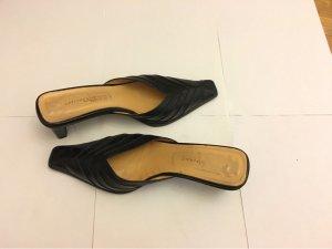 Latitude femme Heel Pantolettes black