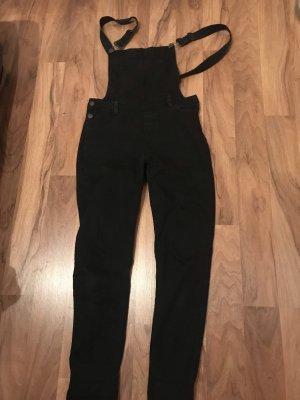 H&M Divided Jeans met bovenstuk zwart