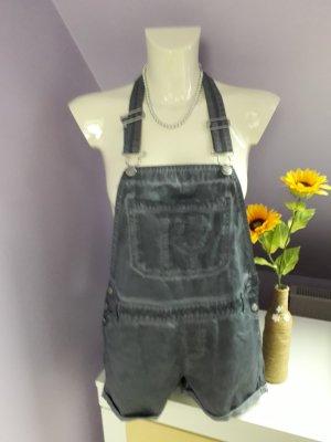 Pantalone corto grigio scuro