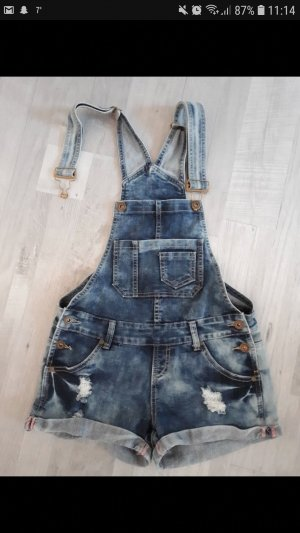 mister*lady Overall staalblauw