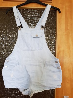 H&M Dungarees blue-azure