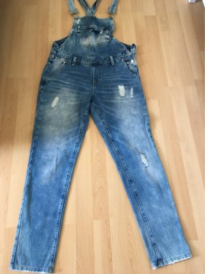 Even & Odd Jeans met bovenstuk korenblauw